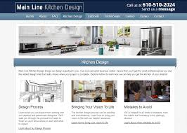 Philadelphia Main Line Kitchen Design Case Study Local Seo On Main Line Kitchen Design Intuitsolutions