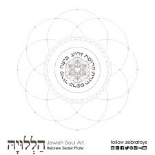 seder plate craft for hebrew seder plate passover coloring page 1 printable
