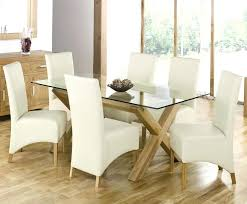 Glass And Wood Dining Tables Kitchen And Dining Furniture Sets Pterodactyl Me