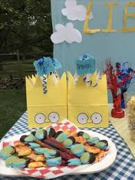 simpsons birthday ideas bart homer birthday