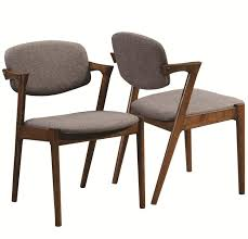 Mid Century Home Decor by Mid Century Modern Dining Chairs I42 For Excellent Home Decor