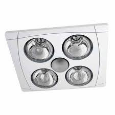 aerlite 4 heat fan light unit heat light extractor fans mitre 10