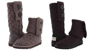 s cardy ugg boots grey 6pm com 15 free shipping ugg lattice cardy boots