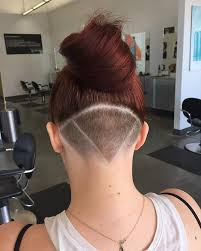 40 best undercuts womens images on pinterest hairstyles