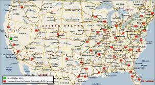 map us states highways maps underground tunnels unexplained booms and mysterious hums