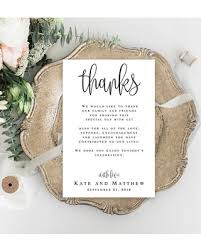 wedding thank you card get the deal thanks wedding card template wedding thank you