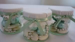 mint wedding favors mint green filled wedding favour jar by dreamfavours on etsy