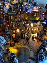 the 25 best christmas villages ideas on pinterest christmas