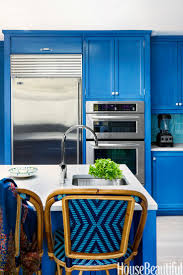 Painted Blue Kitchen Cabinets Best 25 Blue Kitchen Designs Ideas On Pinterest Kitchen Island