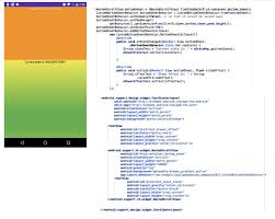 get layout from view layout lessons better android layouts with intent