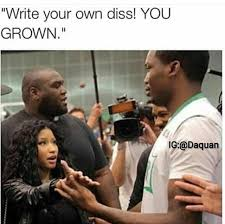 Write Your Own Meme - nicki tell em drake and meek mill beef know your meme
