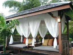 gazebo mosquito netting mosquito netting for gazebo home plans