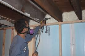 Spray Foam Insulation For Basement Walls by Greenworks Remodeling Insulation