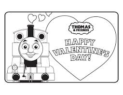 10 thomas images coloring pages