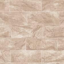 Herringbone Line Wallpaper Beige Peel by Erismann Brix Sand Brick Effect Wallpaper Beige Cream Style