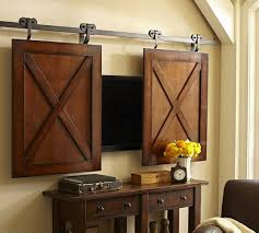 wall mount tv cabinet with doors 10132