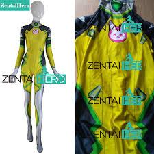 Lemon Halloween Costume Aliexpress Buy Zentaihero Va Costume 3d Print Dva Lemon