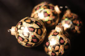 leopard ornaments my