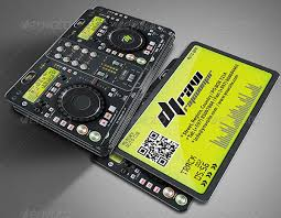 Free Graphics For Business Cards Image Result For Cool Ideas For Business Cards Dj Cool Business