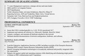 Information Technology Resume Examples by Resume Information Technology Resume Sample Information Technology