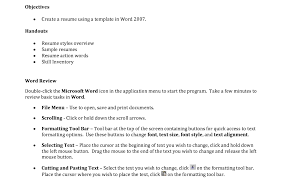 What Size Font On Resume Summary Of Qualifications Resume Example To Get Ideas How To Make