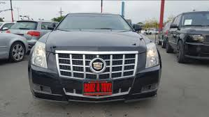 used 2013 cadillac cts sedan luxury in inglewood
