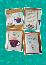 s day stuff s day card poem cup of tea other cool stuff