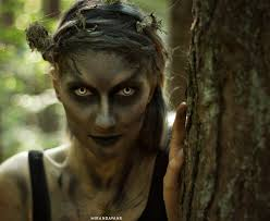 game of thrones children of the forest makeup by mirandavanr