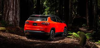 jeep compass trailhawk 2018 2017 jeep compass trailhawk off road review new design but is