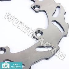 oversize 320mm front rear brake disc rotor bracket adaptor for