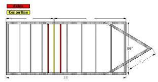 1 trailer plans 8x18 flatbed tandem utility trailer plans