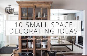10 home decor ideas for small spaces from unnecessary small space decorating ideas best home design ideas sondos me
