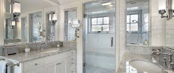 Modern White Bathrooms by Mega Kitchen U0026 Bath Remodeling Is Located In Maryland