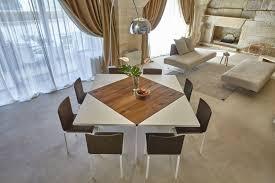 tavoli sala da pranzo una sala da pranzo all insegna della convivialit罌 lago design
