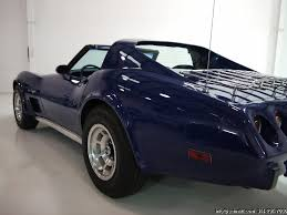77 corvette l82 1977 chevrolet corvette coupe l82 only 24 000 actual