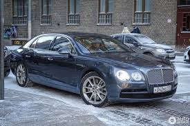 bentley continental flying spur blue bentley flying spur v8 30 january 2017 autogespot