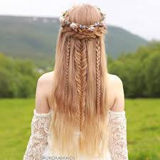 celtic warrior hair braids love this so much elven princess hairstyle in love with these