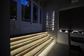 led stair lights motion sensor motion activated stair lighting democraciaejustica