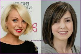 bobs for round faces and fine hair short hairstyles round faces