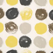 robert allen home brushed dot fabric print inspiration