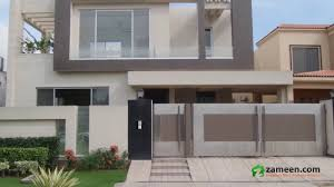 Architectural Design Of 1 Kanal House Mazhar Munir Design 1 Kanal Brand New Bungalow For Sale In Dha