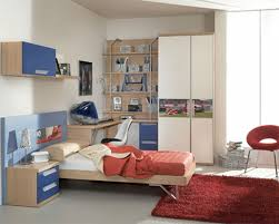 Bedroom Ideas Red Carpet Interesting Design Of The Kids Room Blue Can Be Decor With Red