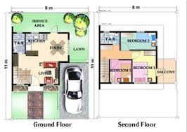 Camella Homes Drina Floor Plan Carmela Model House Of Camella Home Series Iloilo By Camella Homes