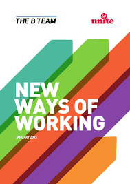 The B New Ways Of Working By The B Team Issuu
