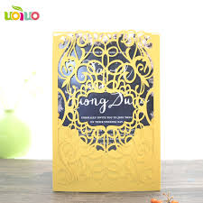 Invitation Cards Size Compare Prices On Invitation Card Size Online Shopping Buy Low