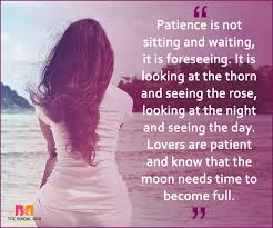 wedding quotes is patient quotes on patience in 15 best ones
