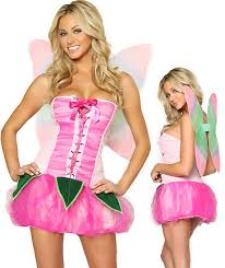 3wishes Halloween Costumes Pretty Pink Pixie Halloween Costume Adults 3wishes