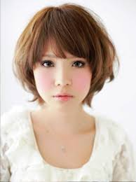 photo short asian haircuts korean female hairstyles 2012