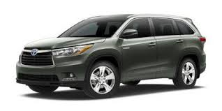toyota highlander length 2016 toyota highlander hybrid pricing specs reviews j d