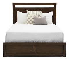 Modern Loft Furniture by Modern Loft Panel Bed Weir U0027s Furniture